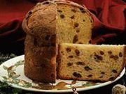 イタリアのクリスマスケーキはパネットーネ