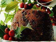 イギリスのクリスマスケーキはクリスマスプディング