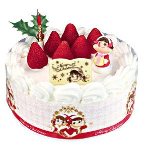 不二家のクリスマスケーキが日本のクリスマスケーキの原型を作った