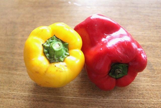 パプリカの栄養価 効果・効能を高める食べ合わせとは?