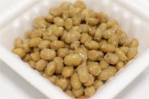 餃子の変わり種に納豆