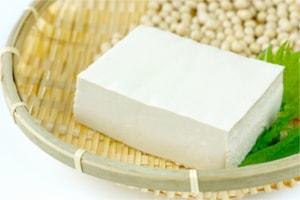 餃子の変わり種に豆腐