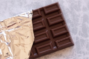 餃子の変わり種にチョコレート