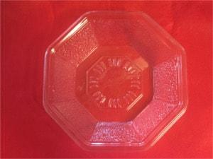 ローソンの冷やし中華の容器